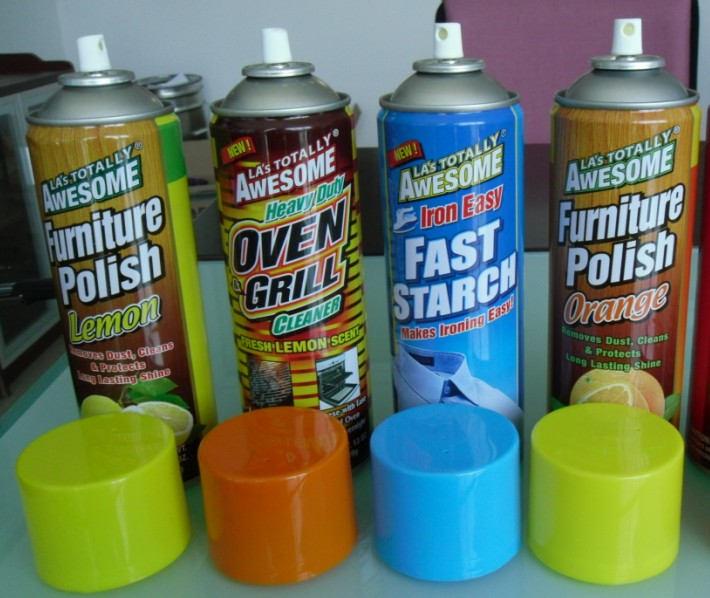 household insecticide aerosol